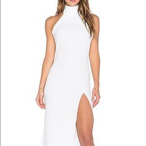 Dresses & Skirts - White turtleneck dress- never worn!